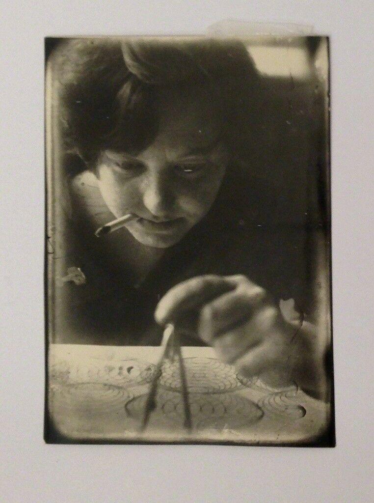 Stepanova at work