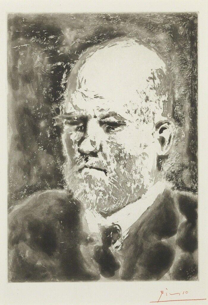 Portrait de Vollard I (B. 232; Ba. 617)