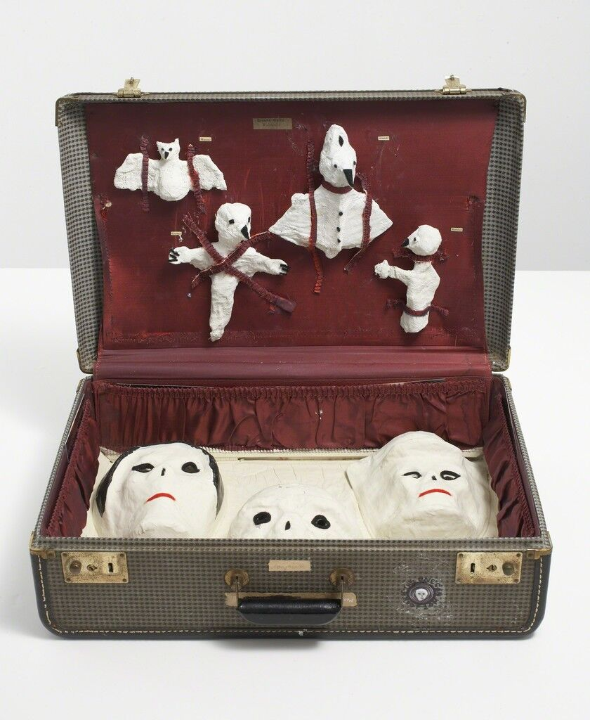 2edcaf90e5aa 9 Artists Who Turned Suitcases into Works of Art - Artsy
