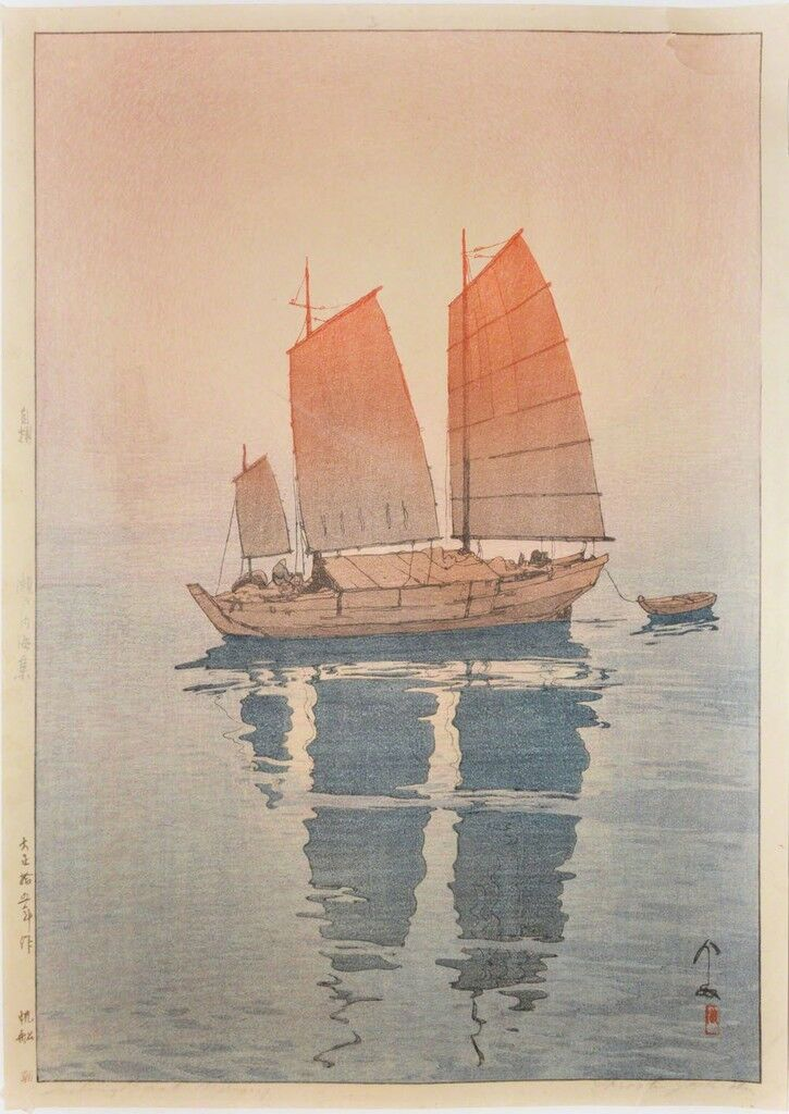 Sailing Boats - Morning