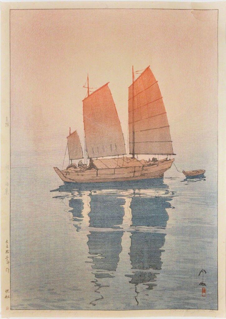 Sailing Boats - Morning