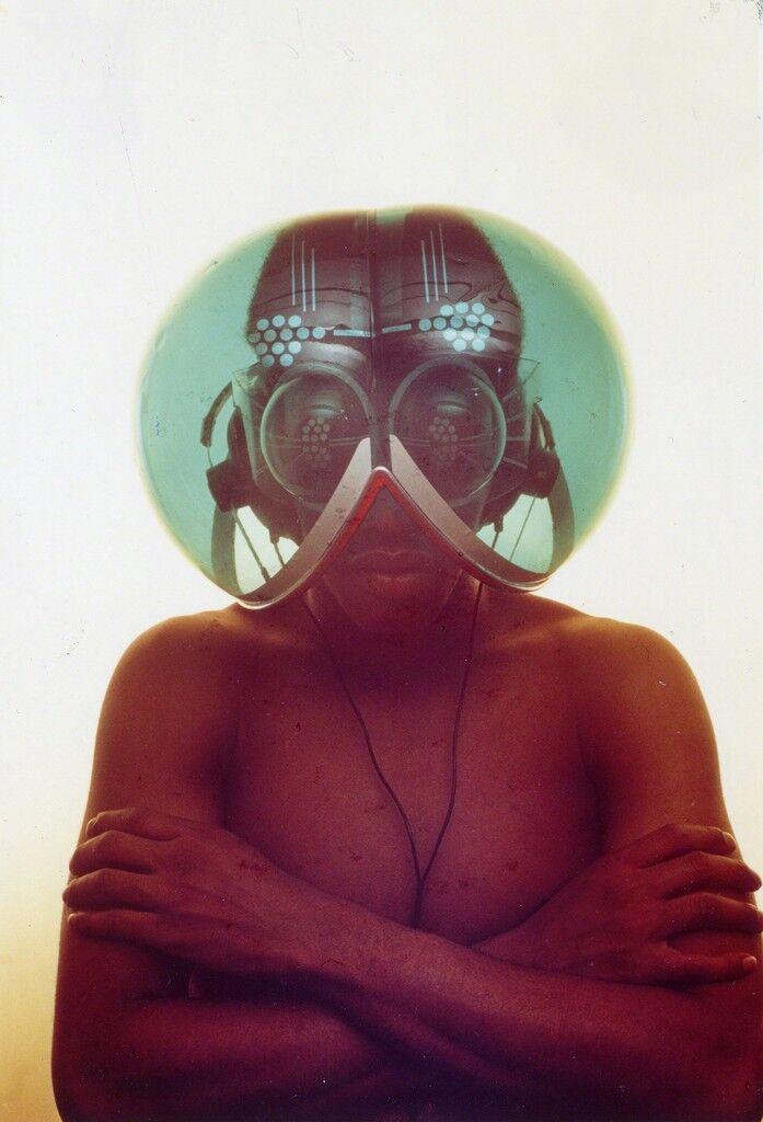 Environment Transformer/Flyhead Helmet