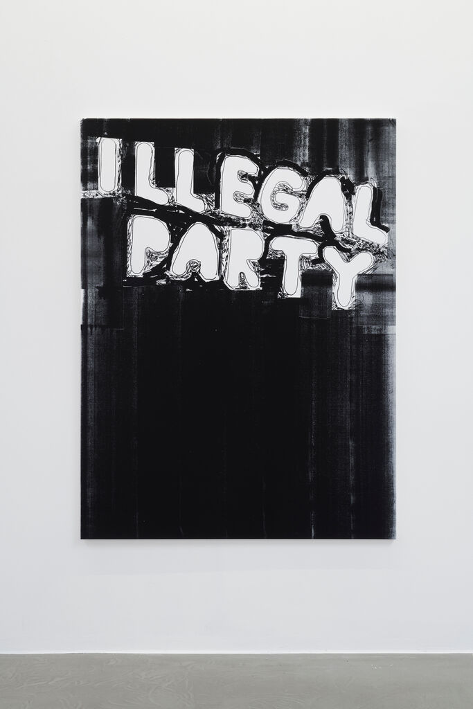 Ilegal Party (Black)