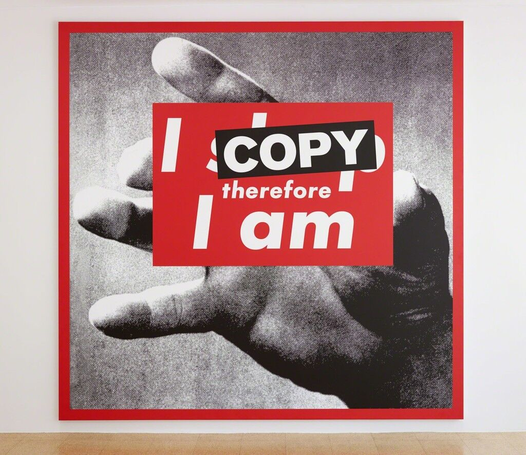 I Copy Therefore I Am