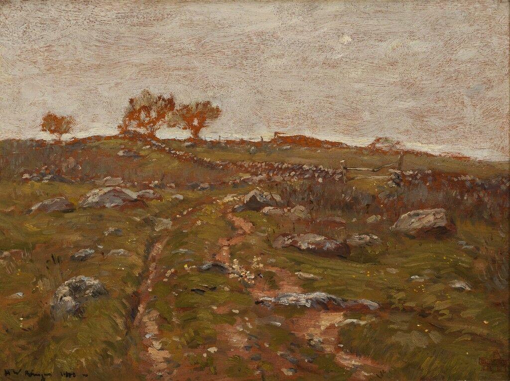 Ranger, Hillside Trees