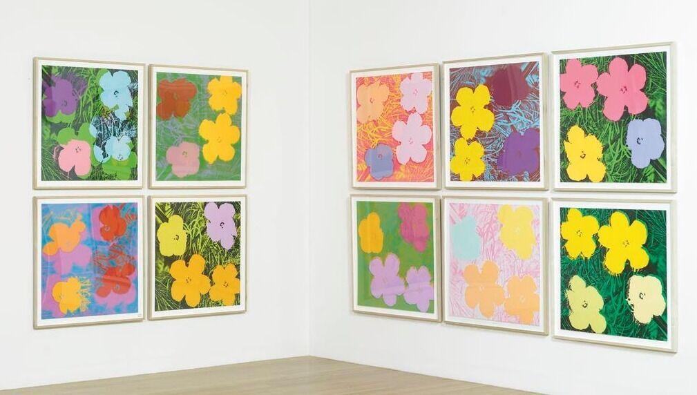 Flowers (Portfolio of 10) (F. & S. II 64-73)