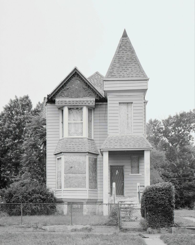 Some Boarded Up Houses (Chicago) (1)