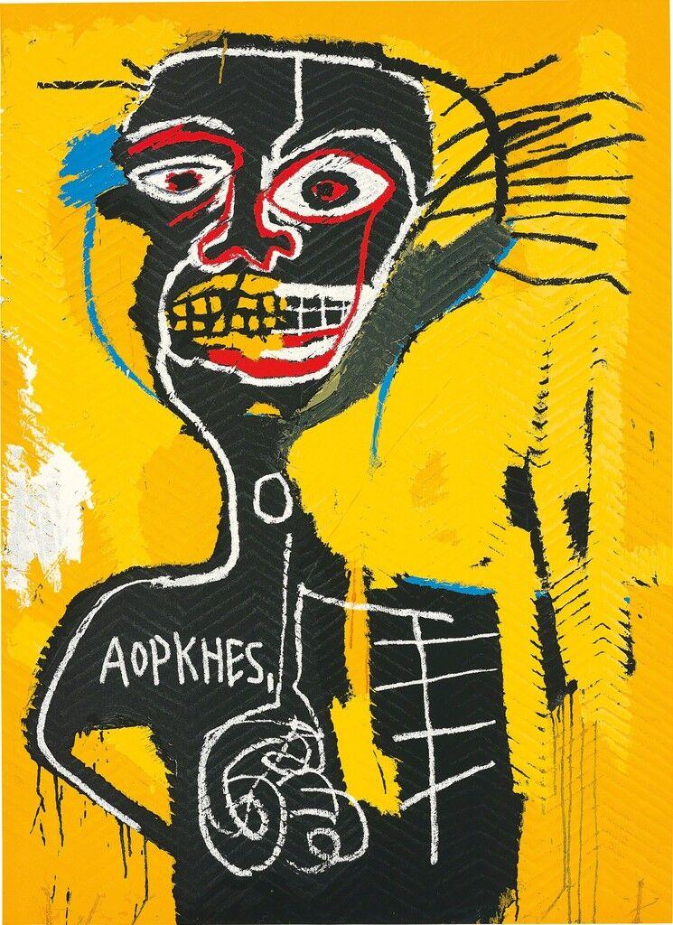 Cabeza, from Portfolio II