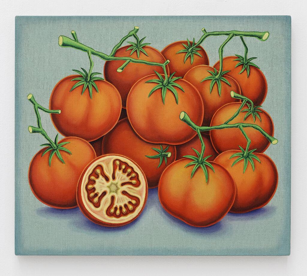 Tomatoes On The Vine $1.78 Per Lb