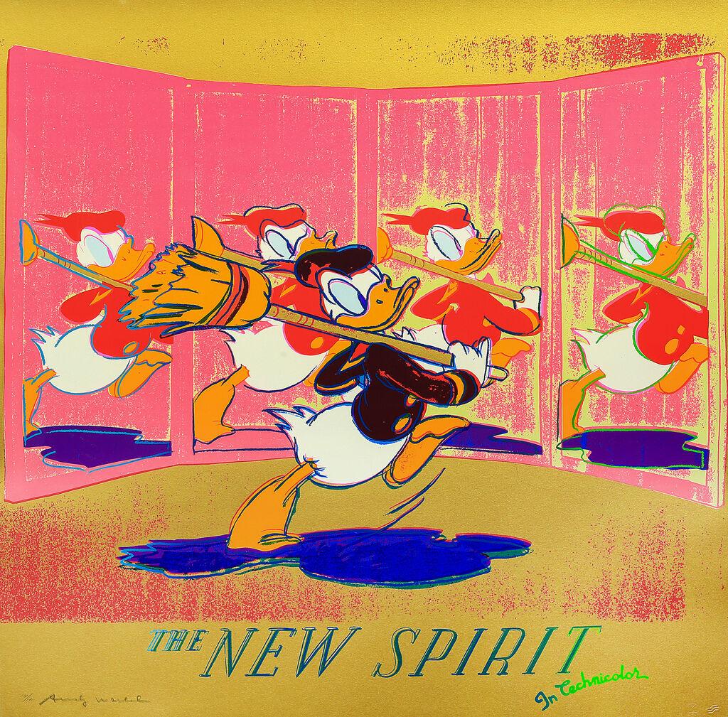 The New Spirit (Donald Duck)