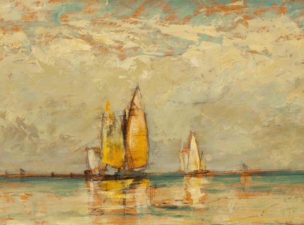 Venice Sail Reflections