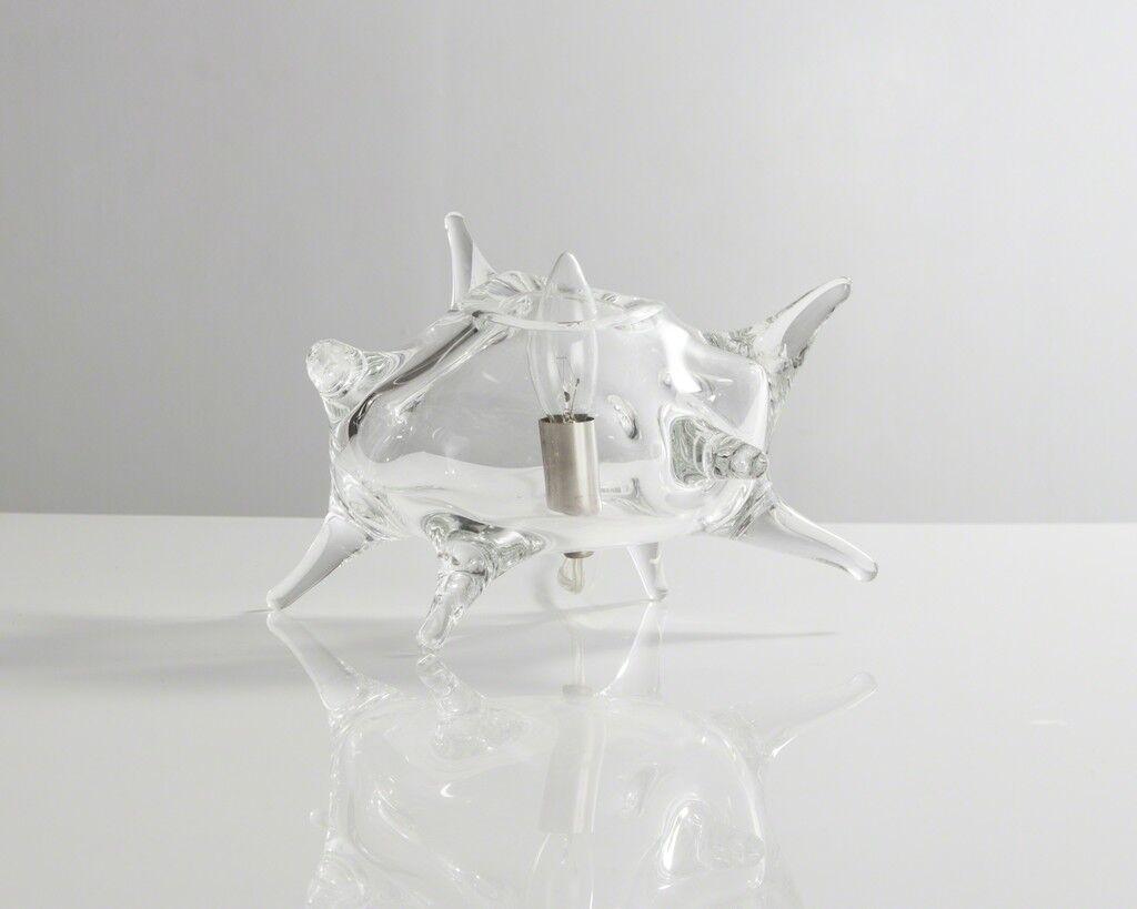 """Unique """"Amoeba"""" Illuminated Sculpture"""