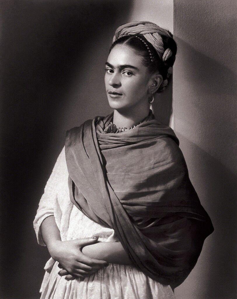 Frida Kahlo, The Breton Portrait