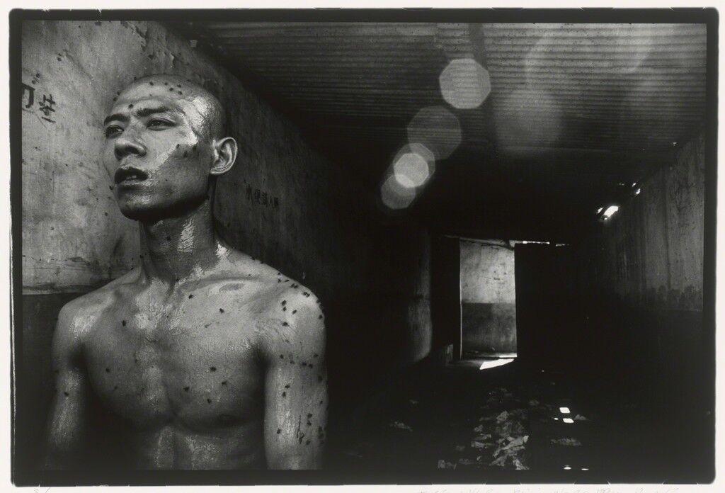 "1994 No. 20 (Zhang Huan, ""12 Square Meters"")"