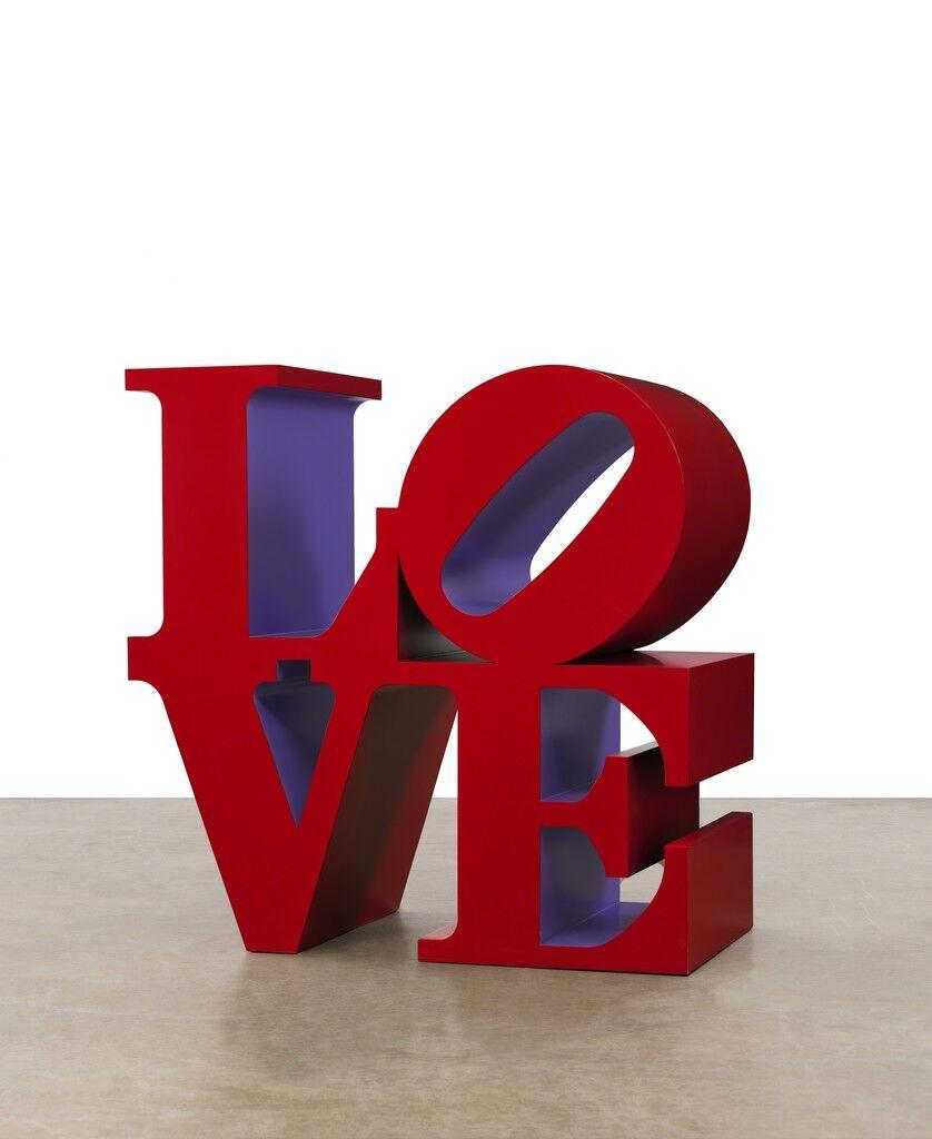 LOVE (Red, Violet)