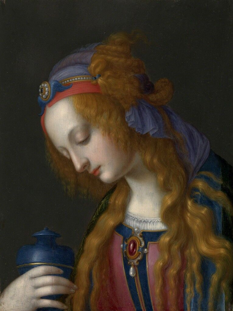Mary Magdalene, The Myrrhbearer