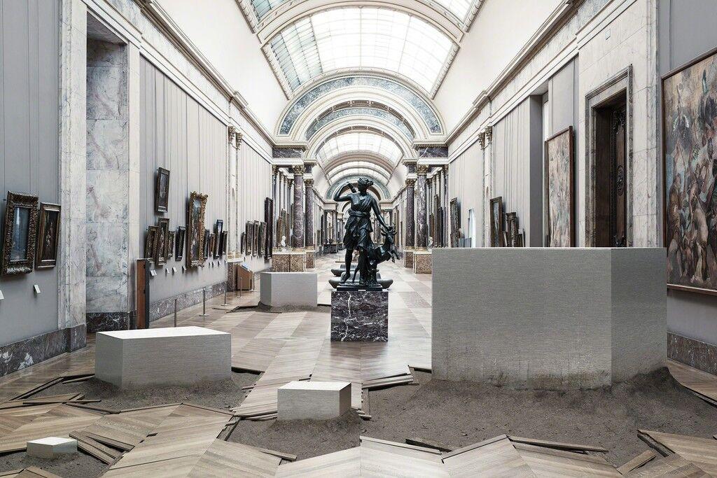 Sous le Musée - Grand Palais