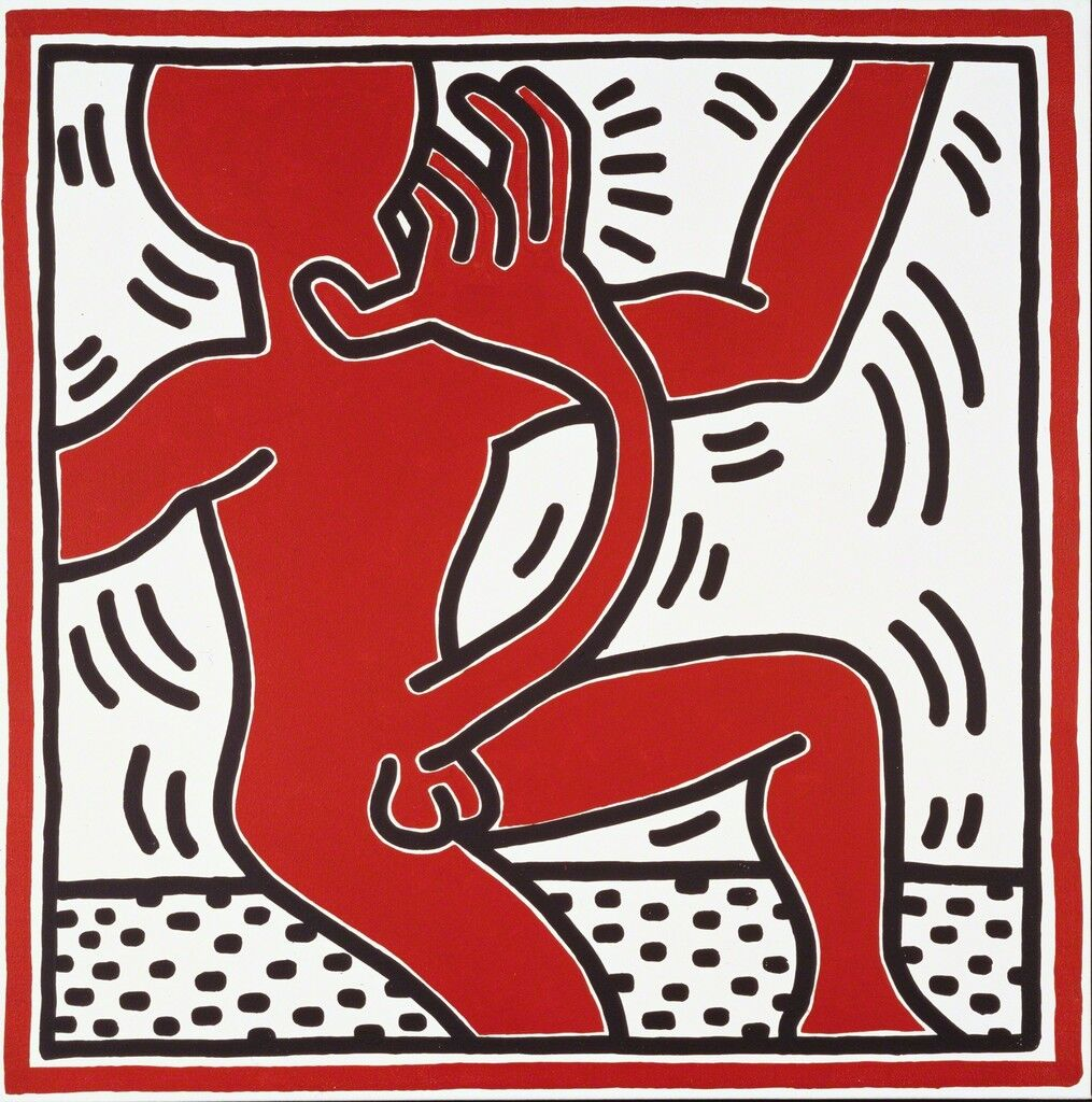 Keith Haring on How to Be an Artist - Artsy