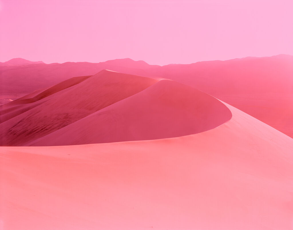 Double Dunes, Death Valley National Park, California