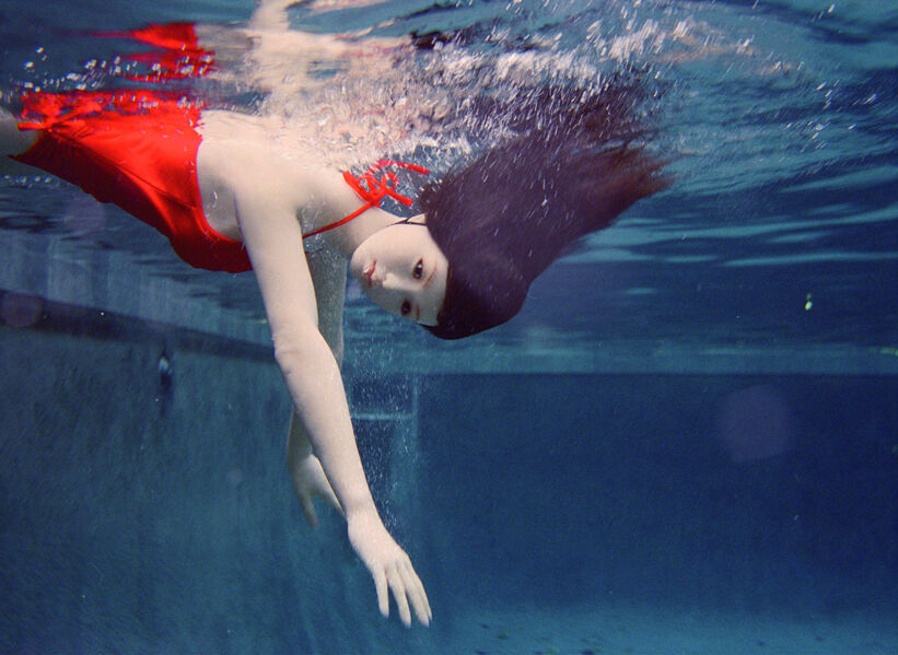 The Love Doll / Day 24 (Diving)