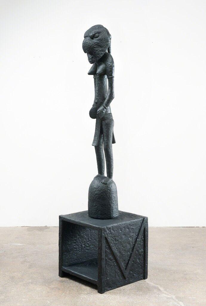 Icky-Bana (Standing Woman III/ Oiseau-Tête)