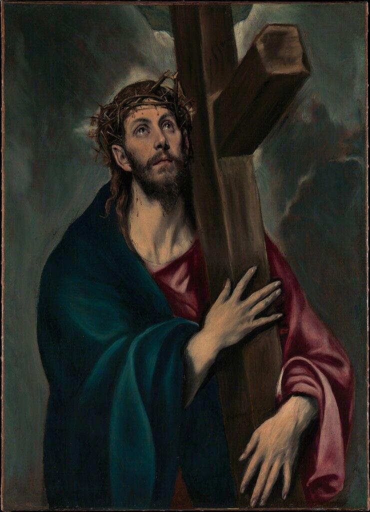 Cristo que lleva la cruz