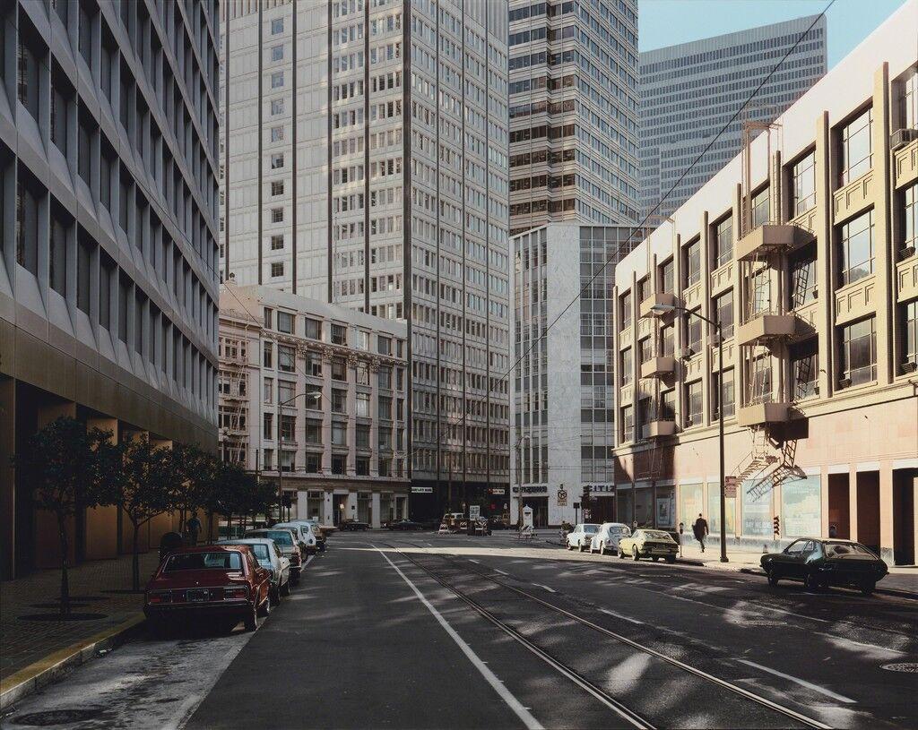 Market Street, San Francisco, California, September 4, 1974