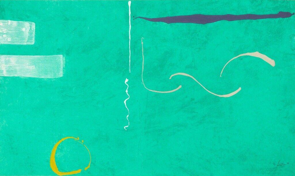 Helen Frankenthaler on How to Be an Artist - Artsy