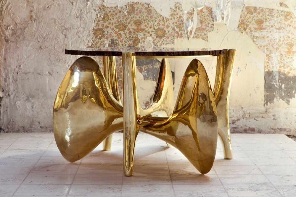 Jacqueline Delubac Coffee Table
