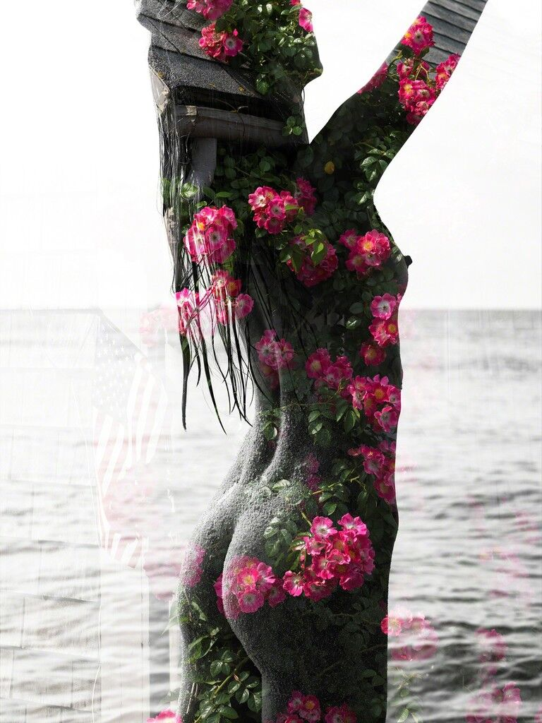 Showered in Roses