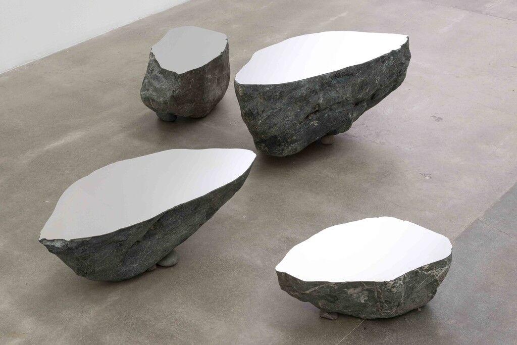 Phase of Nothingness–Cut Stone