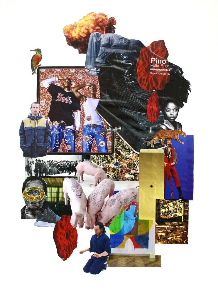Artforum Collage 1