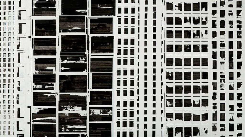Rear Window (diptych)