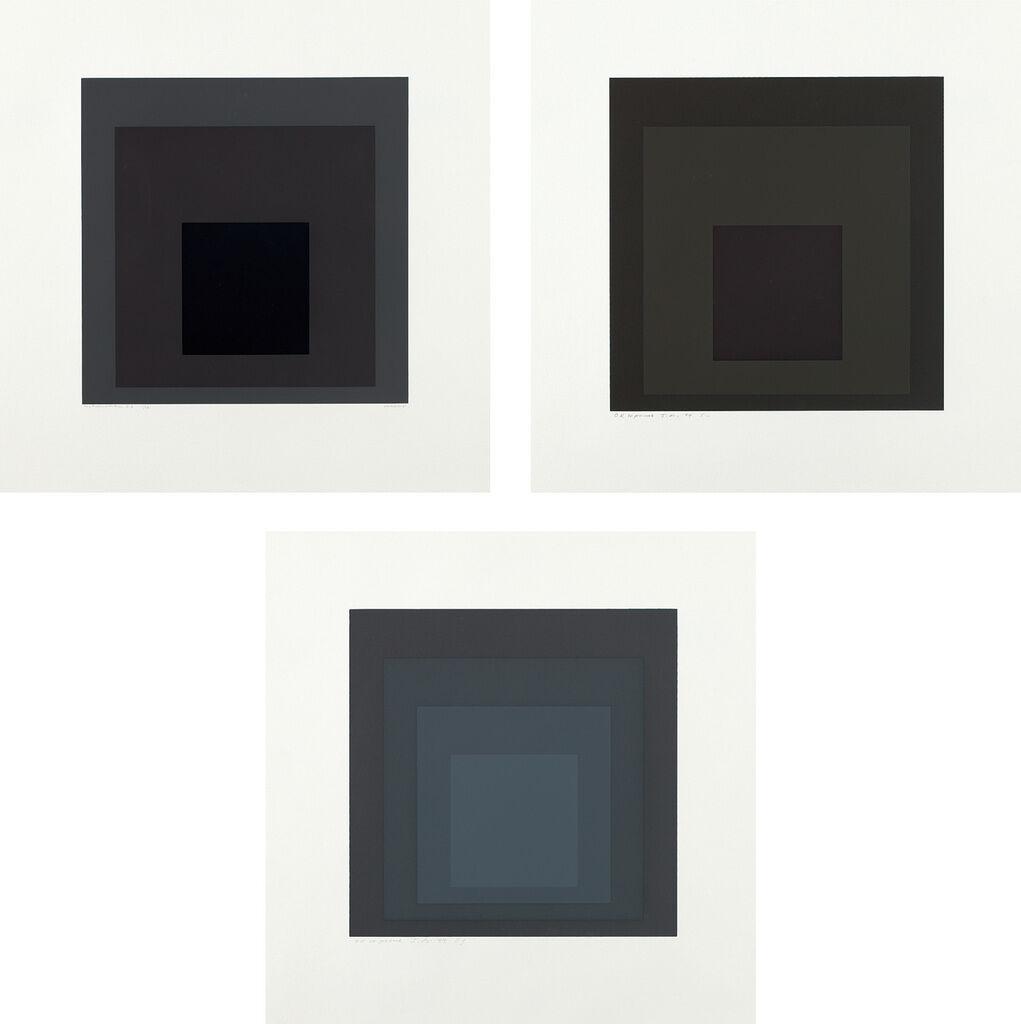 Gray Instrumentation Ib; Ii; and Ij, from Gray Instrumentation I portfolio