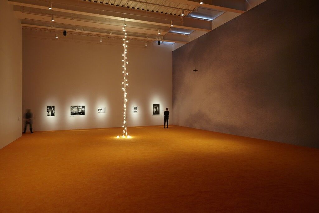 """Installation view, """"NYC 1993: Experimental Jet Set, Trash and No Star"""""""