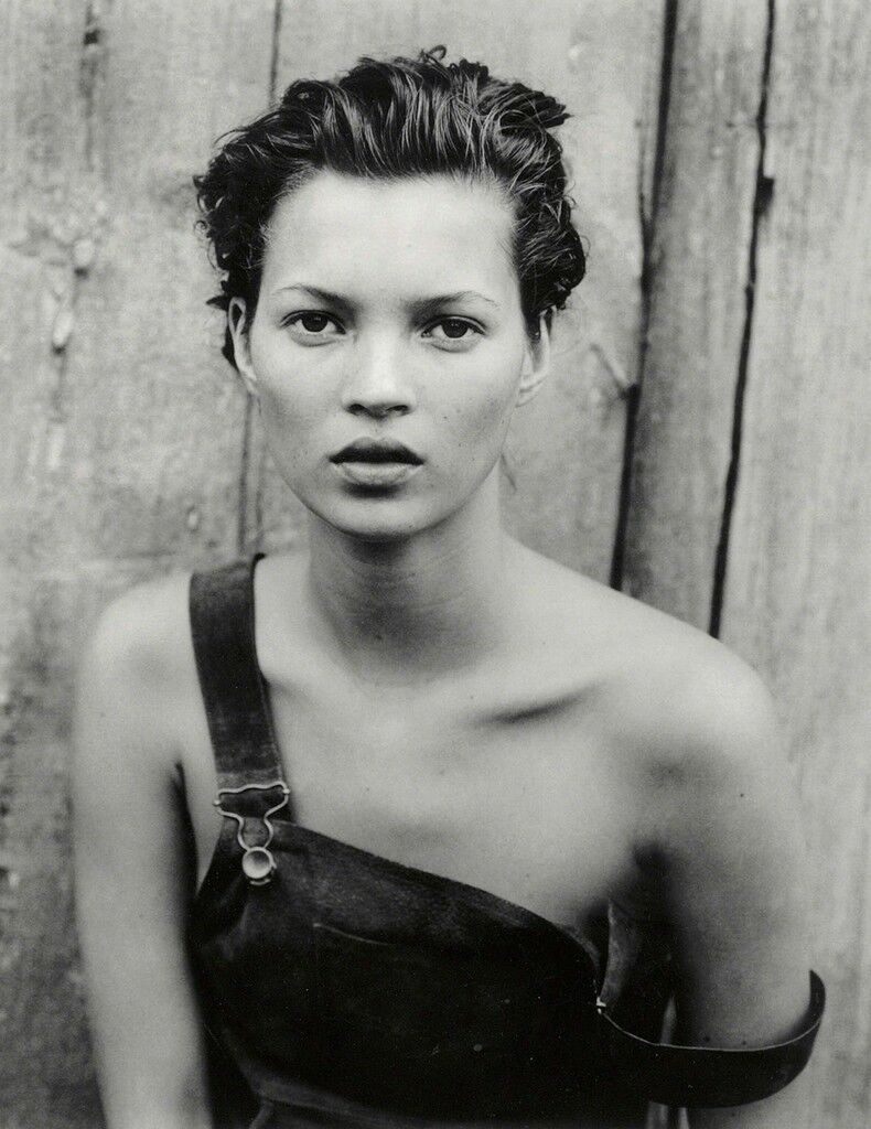 Kate Moss, Harper's Bazaar, New York
