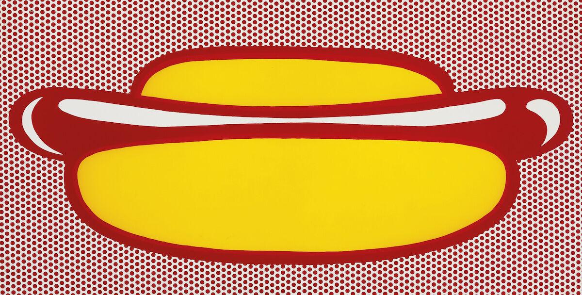 Roy Lichtenstein: A Retrospective: An expansive