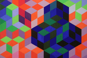 How Op Artists of the 1960s Created Their Hallucinatory Effects