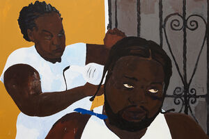 Examining Henry Taylor's Groundbreaking Paintings of the Black Experience