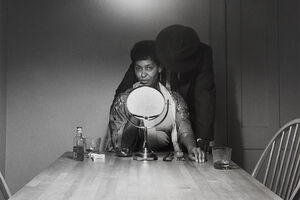 "Revisiting Carrie Mae Weems's Landmark ""Kitchen Table Series"""