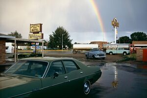 Stephen Shore's Unorthodox Photography Teaches Us to Celebrate the Everyday