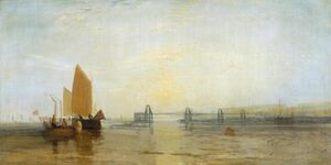 Two Centuries after Turner, Britain's Coasts Still Offer a Powerful Draw for U.K. Artists