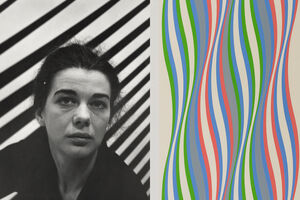 Bridget Riley's Paintings Continue to Mesmerize, Six Decades On