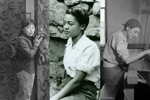 8 Pioneering Women Artists of Black Mountain College