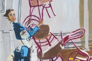 These Major Contemporary Artists Are Passionate Collectors of Outsider Art