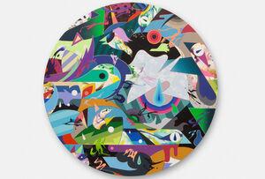Tomokazu Matsuyama's Technicolor Compositions Arrive at Sydney Contemporary