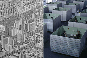 Thomas Bayrle's Hypnotic, Hyper-Detailed Art Will Change How You Look at Modern Cities