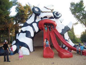 From Picasso to Noguchi, 11 Artists Who Designed Spectacular Playgrounds