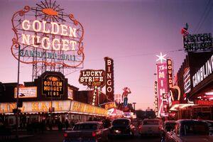 How Flashy, Trashy Las Vegas Has Played Muse to Artists