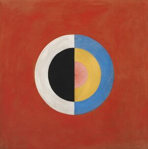 What Was the First Abstract Artwork?